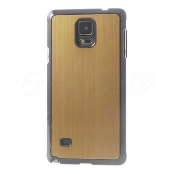 Samsung Galaxy Note 4 Case Gold