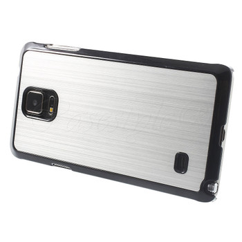 Samsung Galaxy Note 4 Case Silver