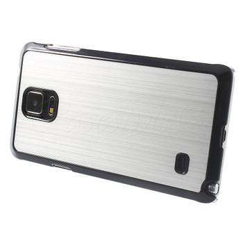 Samsung Galaxy Note 4 Case Silver