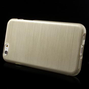 iPhone 6 6S TPU Skin Gold