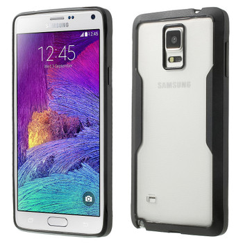Samsung Note 4 Clear Bumper