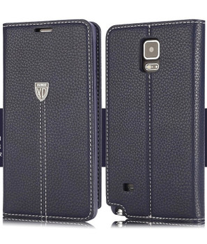 Samsung Galaxy Note 4 Premier Cover Blue
