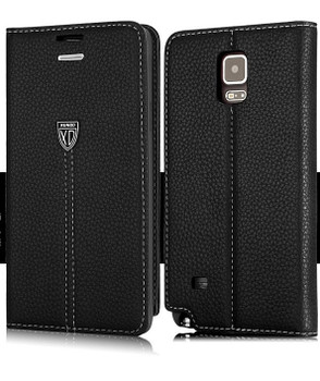 Note 4 Leather Cover