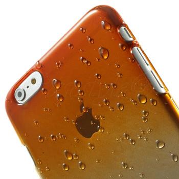 iPhone 6 6S Raindrop Case Orange