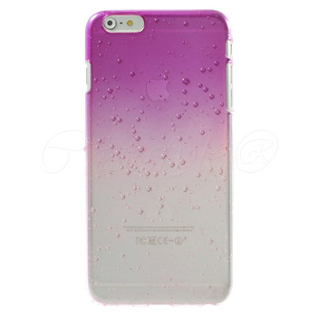 iPhone 6 6S Raindrop Case Pink