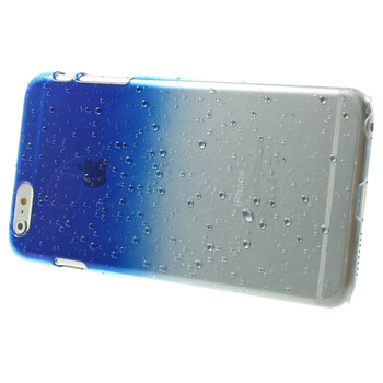 iPhone 6 6S Raindrop Case Blue