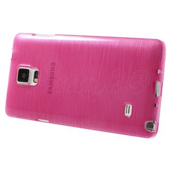 Samsung Galaxy Note 4 Silicone Skin Pink