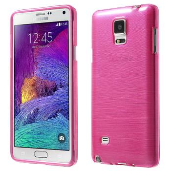 Note 4 Pink Skin