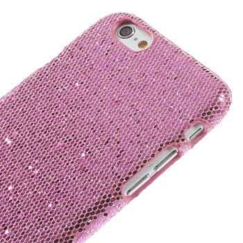 iPhone 6 6S Bling Glitter Case Pink