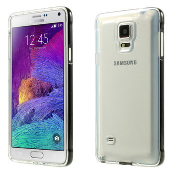 Samsung Note 4 Clear Case