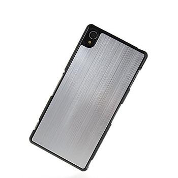 Sony Xperia Z3 Cover Silver