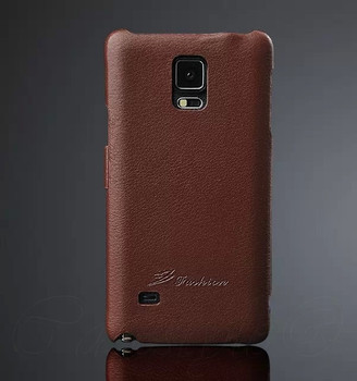 Samsung Galaxy Note 4 Pro Cover Case Brown