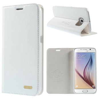Samsung S6 Leather Cover