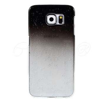 Samsung Galaxy S6 Cover Black Clear