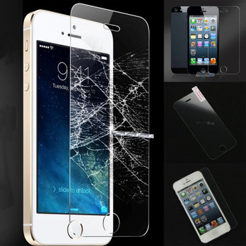 iPhone 5 5S Tempered Glass Screen Protector