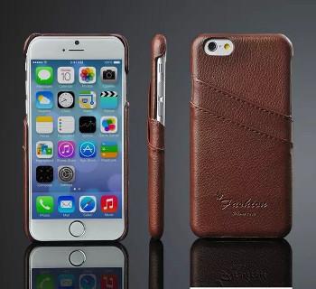 iPhone 6 Leather Jacket