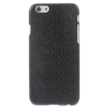iPhone 6 6S SnakeSkin Style Case Black