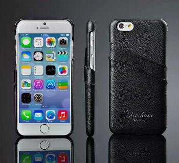iPhone 6 Plus Genuine Leather