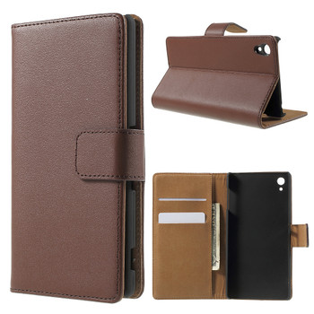 Sony Z3+Plus Leather Wallet