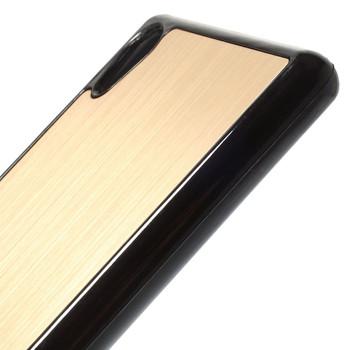 Sony Xperia Z3+Plus Case Gold