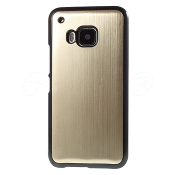 HTC One M9 Metal Case Brushed Gold