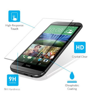 HTC One M8 Tempered Glass Screen Protector