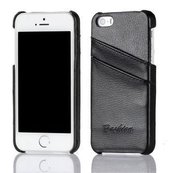 iPhone 5C Leather Back