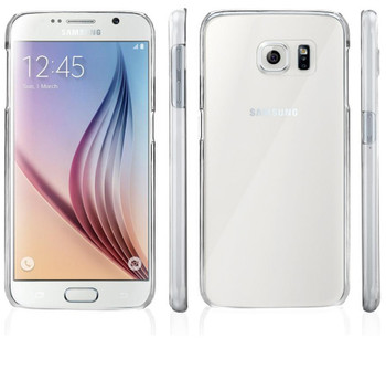 Samsung Galaxy S6 Clear Hard Case