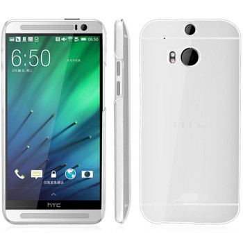 HTC One M8 Clear Case