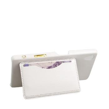 Sony Xperia Z5 Stand Case White