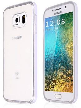 Samsung S6 Case Silver
