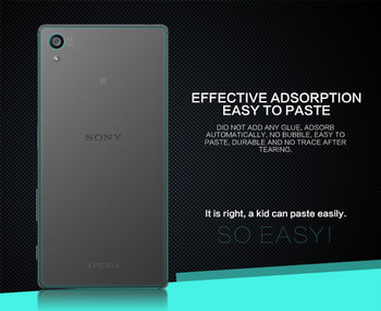Sony Xperia Z5 Premium Tempered Glass Back