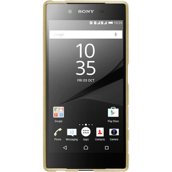 Sony Xperia Z5 Cover Case Gold