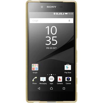 Sony Xperia Z5 Premium Cover Gold