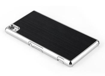 Sony Xperia Z5 Aluminum Back Case Black