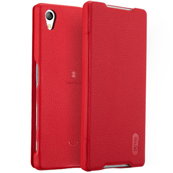 Sony Z5 Premium Red Cover