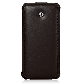 iPhone 5S 5 Leather Flip Case Cover