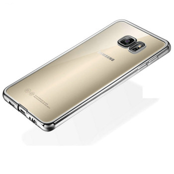 Samsung S6 EDGE+PLUS Bumper Case Silver