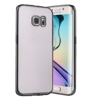 Samsung S6 EDGE+PLUS Bumper Case Black