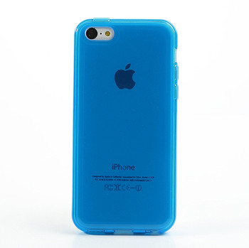 iPhone 5C Silicone Cover
