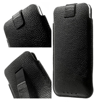 LG G4 G3 Genuine Leather Pouch Case