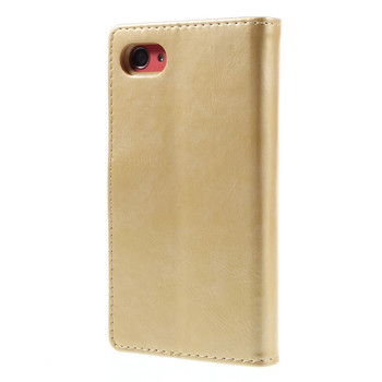 Sony Xperia Z5 Compact Wallet Case Gold