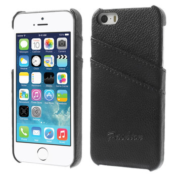 iPhone SE Genuine Leather Cover