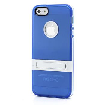 iPhone SE Bumper Case Blue Back