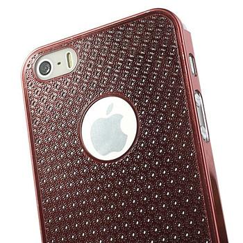 iPhone SE Slim Metal Case Red