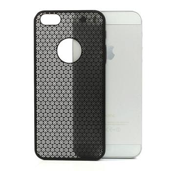 iPhone SE Slim Metal Case Black