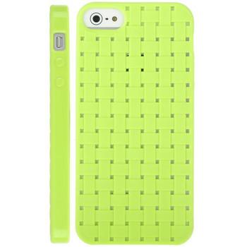 iPhone SE Silicone Skin Green