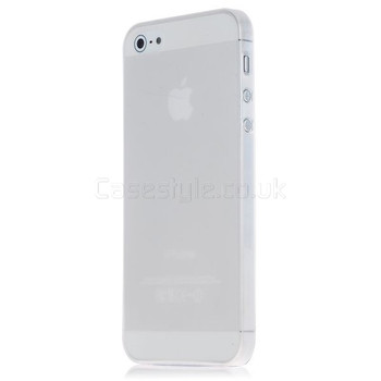 iPhone SE Ultra Thin Frost Case Clear