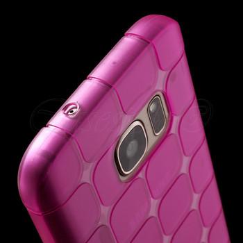 Samsung Galaxy S7 Silicone Case Pink