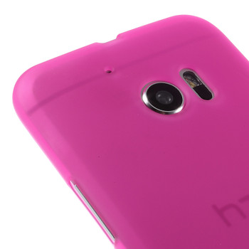 HTC 10 Silicone Case Pink
